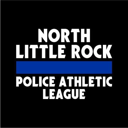 Alternative North Little Rock Police Athletic League logo